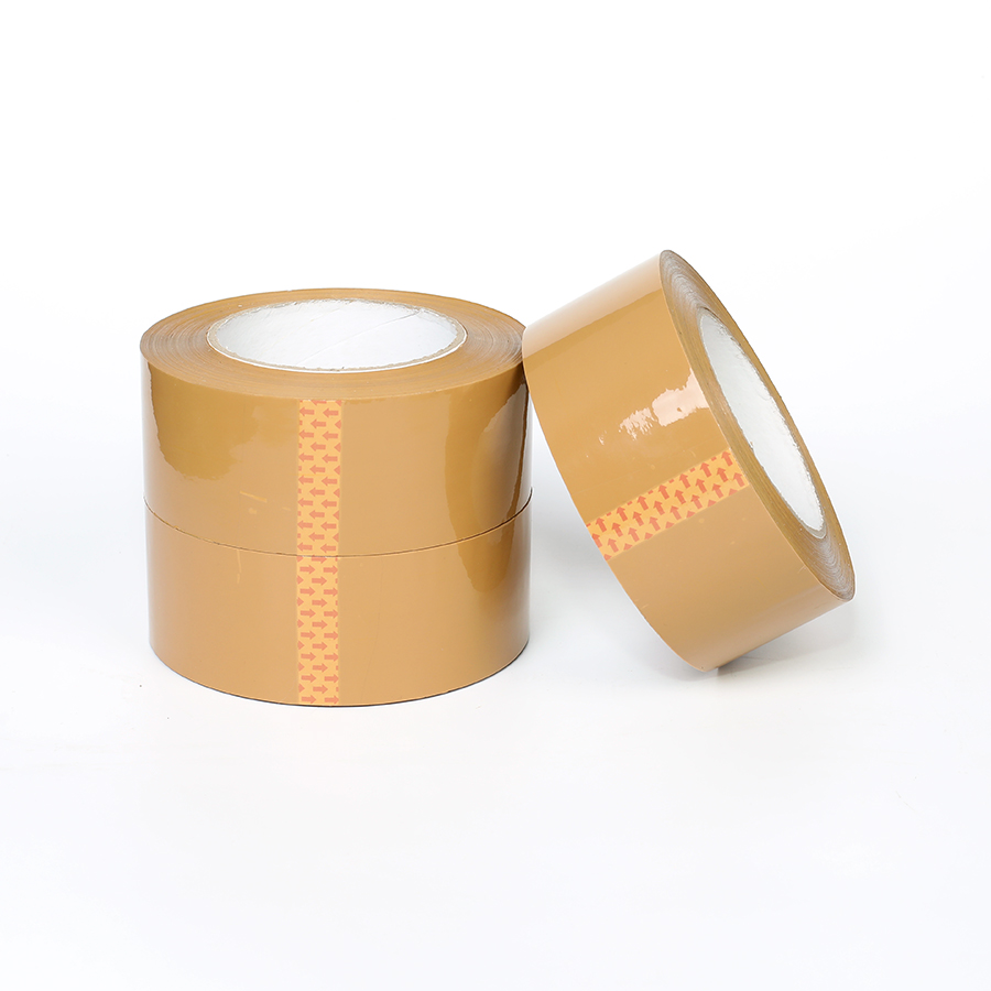 Eco Friendly Rolls Heavy Duty Brown Packing Tape Provides a Strong Packaging Tape for Parcels and Boxes Roll Tape Brown Paper 60mm*50M Secure and Sticky Seal for Your Boxes