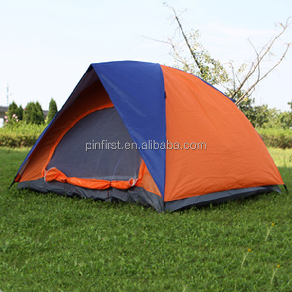 New 2 Person Double Layer Waterproof Hiking Outdoor Hunting Camping Tent