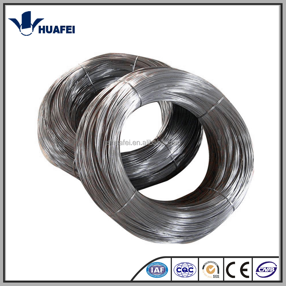 Good ductility 301 stainless steel wire rod for shaped products