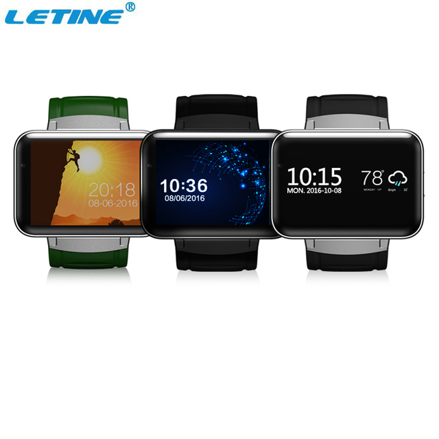 Wifi Gps Smartwatch Android Mtk6572 Install Free Play Store App Google Play  Download Bluetooh Mobile Phone Call 3g Smart Watch - Buy Android Smart