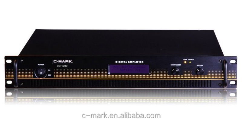 C-MARK digital amplifier DSP1200