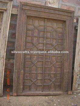 Antike Geschnitzte Verkleidungs Alte Indische Tur Antike Architektur Von Rajasthan Buy Antike Tur Von Rajasthan Antike Architecturals Von