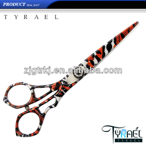 Professional Cobalt Steel Tattoo Hair Cutting Scissors