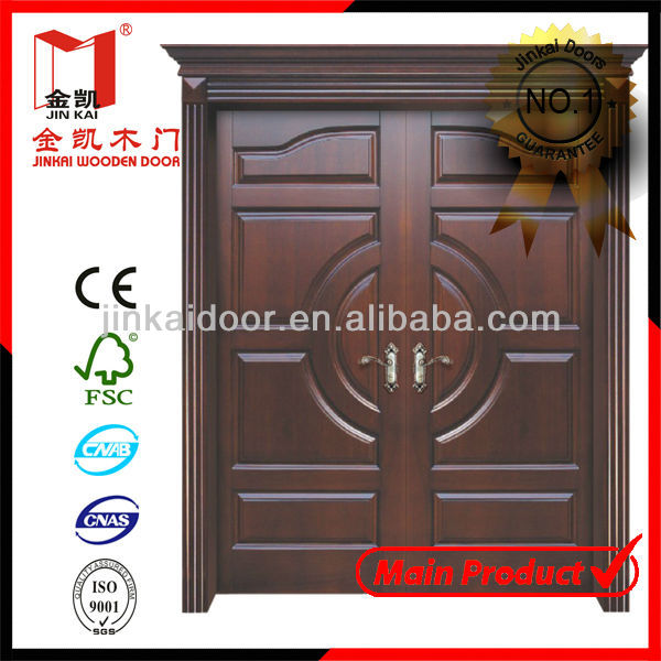 Main Door Designs Double Door With Ce,Iso9001,Fsc Certificate   Buy Main  Door Designs Double Door,Teak Wood Main Door Designs,Teak Wood Door Models  Product ...
