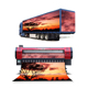 3.2m Large Format 3.2m Flex printing Reflective Banner small outdoor eco solvent printer