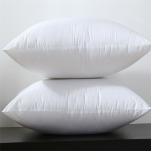 Premium Hypoallergenic Stuffer Pillow Insert Sham Square Form Polyester Pillow