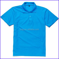 2016 high quality plain dry fit bulk polo shirts wholesale made in peru t shirts