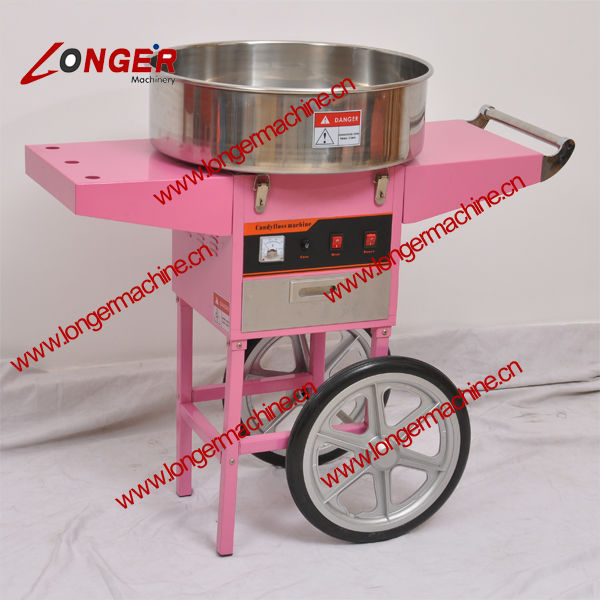 Cotton Candy Floss Maker With Chart