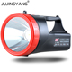 Professional outdoor rechargeable glare flashlight 220V 3W LED for camping,tent