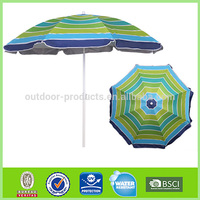 Famous Brand 8 steel ribs Sun protection 8 steel ribs parasol suppliers from china