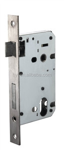 South America 7055 series door mortise lock body