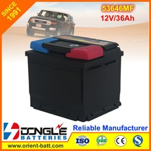 High Quality Good Price Korean Technology ca/ca SMF car battery