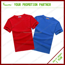 Custom Logo Printed Promotional Cotton T-shirt,1102022 MOQ 100PCS One Year Quality Warranty