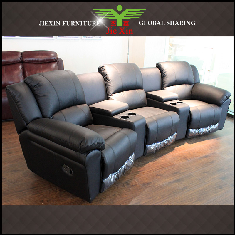 hohe qualit t motorisierte liege ledersofa reclinersofa. Black Bedroom Furniture Sets. Home Design Ideas