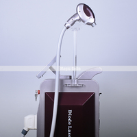 CE Certificated 808nm Diode Laser Remove Freckle /Blood Vessels Removal Equipment for Salon Use