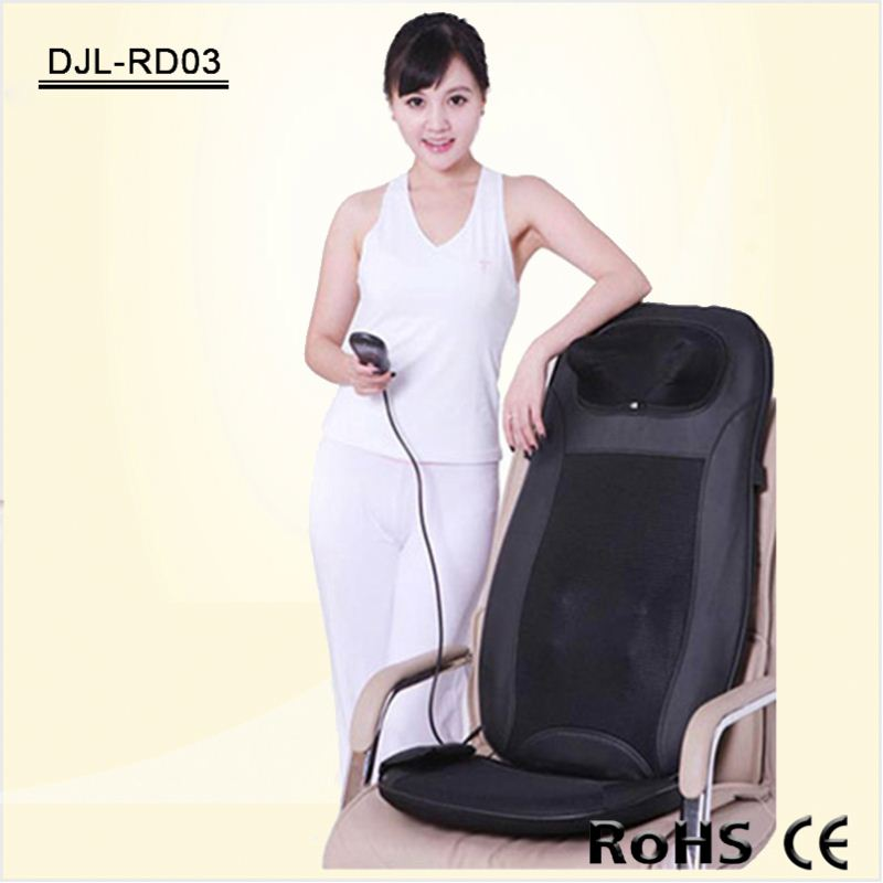 Shiatsu Infrared Heat Body Massage Seat Cushion Cover Model NumberS