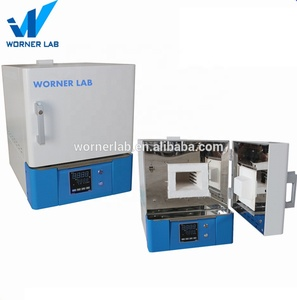 Box-Type Electric Resistance Furnace Lab muffle furnace 1200 degree