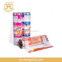 FDA grade Flexible packaging for food industry, Laminated material,plastic roll film for Biscuit packaging