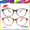Tortoiseshell various colorful optical glasses party items reading glasses with acetate temple