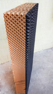 Evaporative Cellulose Cooling Pad for Poultry Farm, Cooling Pad