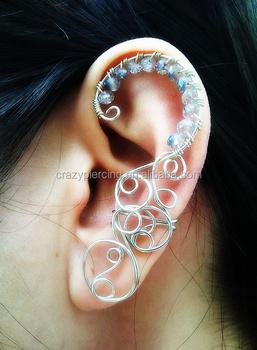 ear piercing gay ear