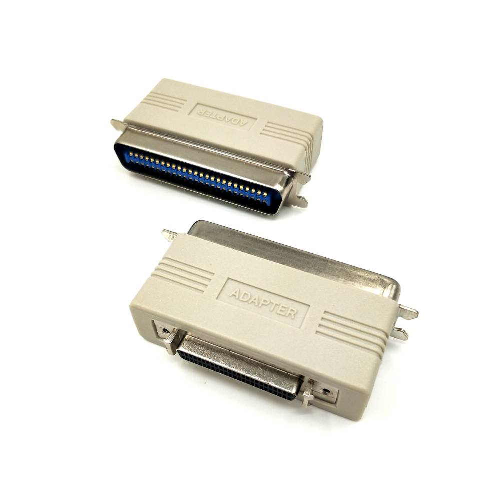 SCSI HPDB68 68-Pin Female to Female Coupler Adapter Gender Changer External