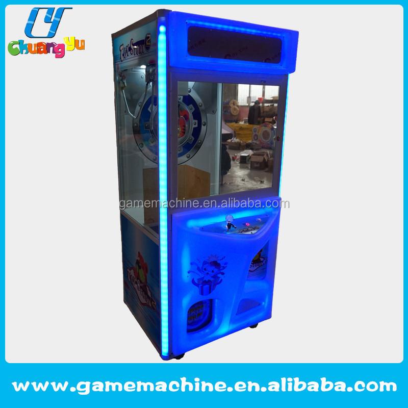 arcade crane machine for sale