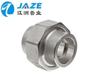 high pressure stainless steel union