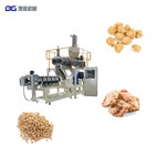 Texturized High Moisture Soya Chunk Protein Soy Meat Making Machine