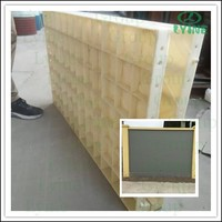 Factory Direct Sales Quality Assurance concrete fence mold
