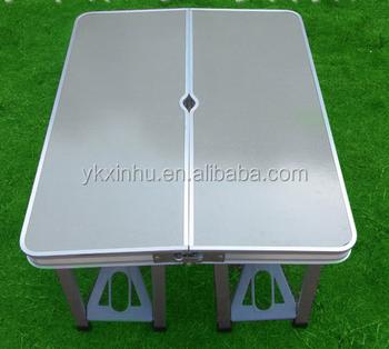 Buy 4 Pliante Valise Pique nique Pique Table Pliante Table nique En Pliante En Table nique Pique De Sièges Avec De Aluminium Pliante Aluminium Table pqUzMLSVG