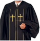 High Quality Bishop Clergy Robes