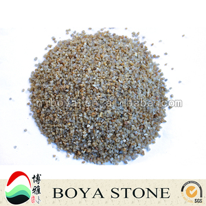 machine made stone small tumbling gravel, pebble stone rocks