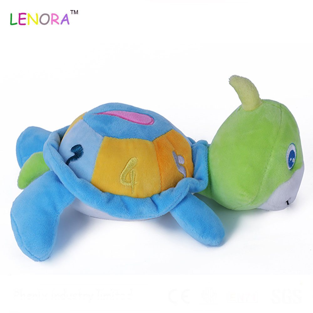 High quality factory directly wholesales Stuffed Plush Toys Sea Animals turtle