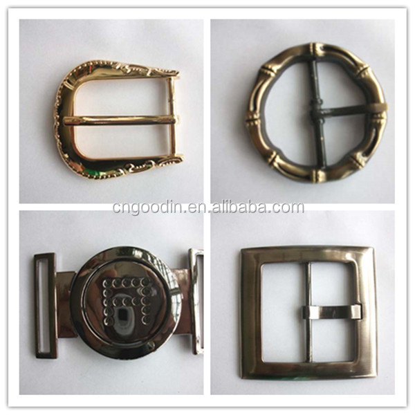 Metal buckle for blet and luggage