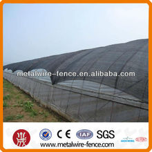 Green Agricultural HDPE agriculture polypropylene shade nets sun shade plastic net