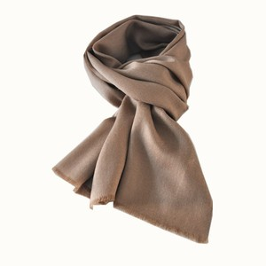 plain camel thin woven nature color cheap fashion scarf