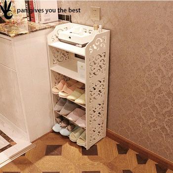 Custom Designs Home Door Corner Shoe Wood Rack Cheap Storage Racks Shoe