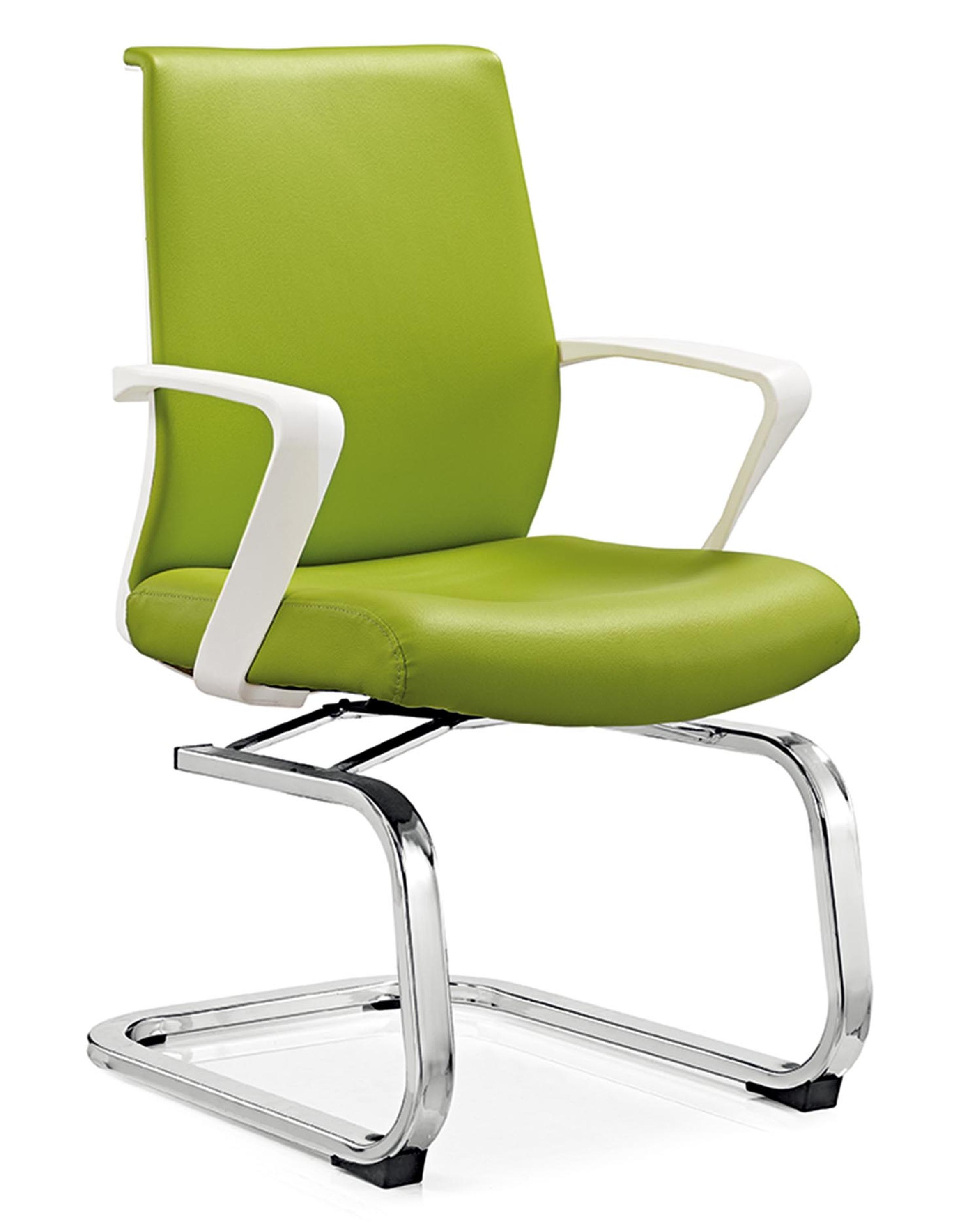 Comfy Non Rolling Office Chair Green Working Chairs Without Wheels