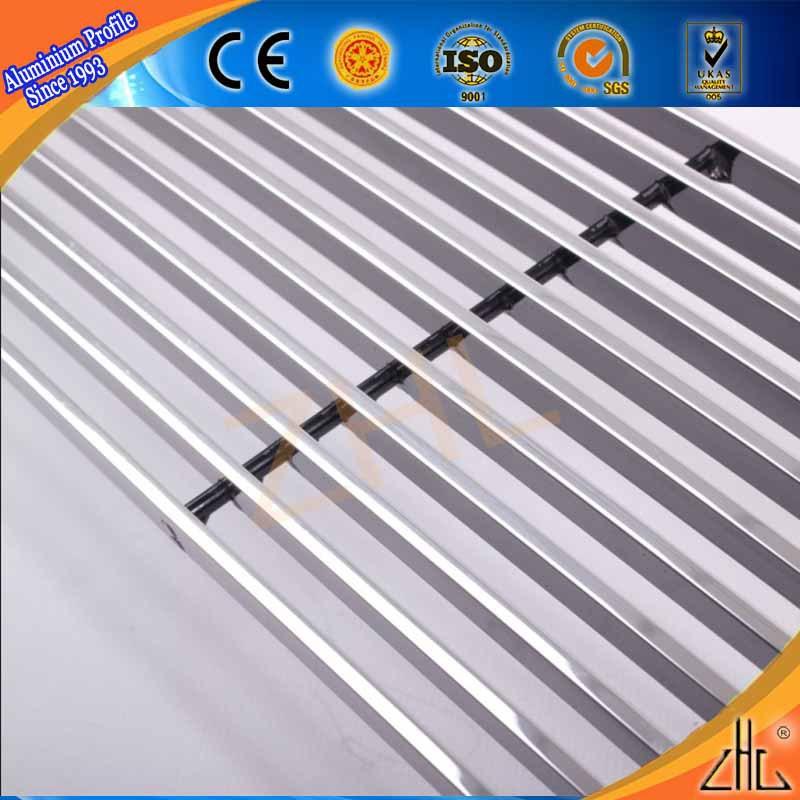 Hot Groothandel Grote Ovale Aluminium Extrusie Polijsten