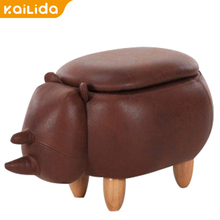 Factory direct customized seating ottoman shoes small storage tool round stool gold supplier