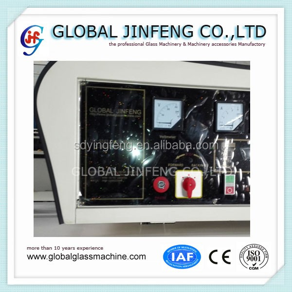 JFE 9243 2018 Hot Seller Glass Straight Line Edge Grinding and Polishing Machine High Quality with CE
