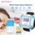 Sleep  wrist pulse oximeter for spo2 sensor  With IOS Android PC Bluetooth