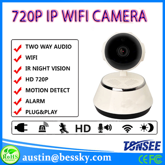 English Version Hik IP Camera,Take care Baby MINI WIFI Camera 3MP cameras