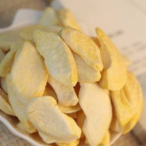 Hot sale freeze dried yellow peaches 5kgs