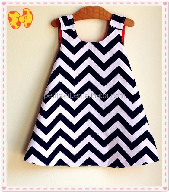 Fancy Baby Girls Cotton Frock Designs For Teenager Girls Chevron ...
