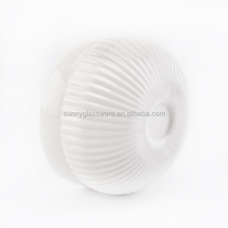 227ml white ceramic diffuser bottle
