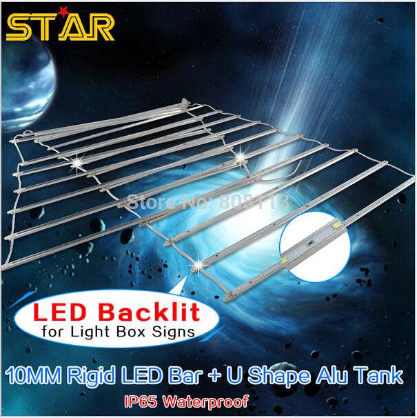 100cm Smd5730 24led 12v 15watt Ip65 Outdoor Advertising Backlit ...