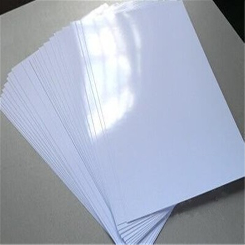 Bright white 160g double glossy a3 plus size paper(GSBDSGPP37)