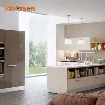 New Modern Design Commercial Cebu Philippines Kitchen Cabinet With